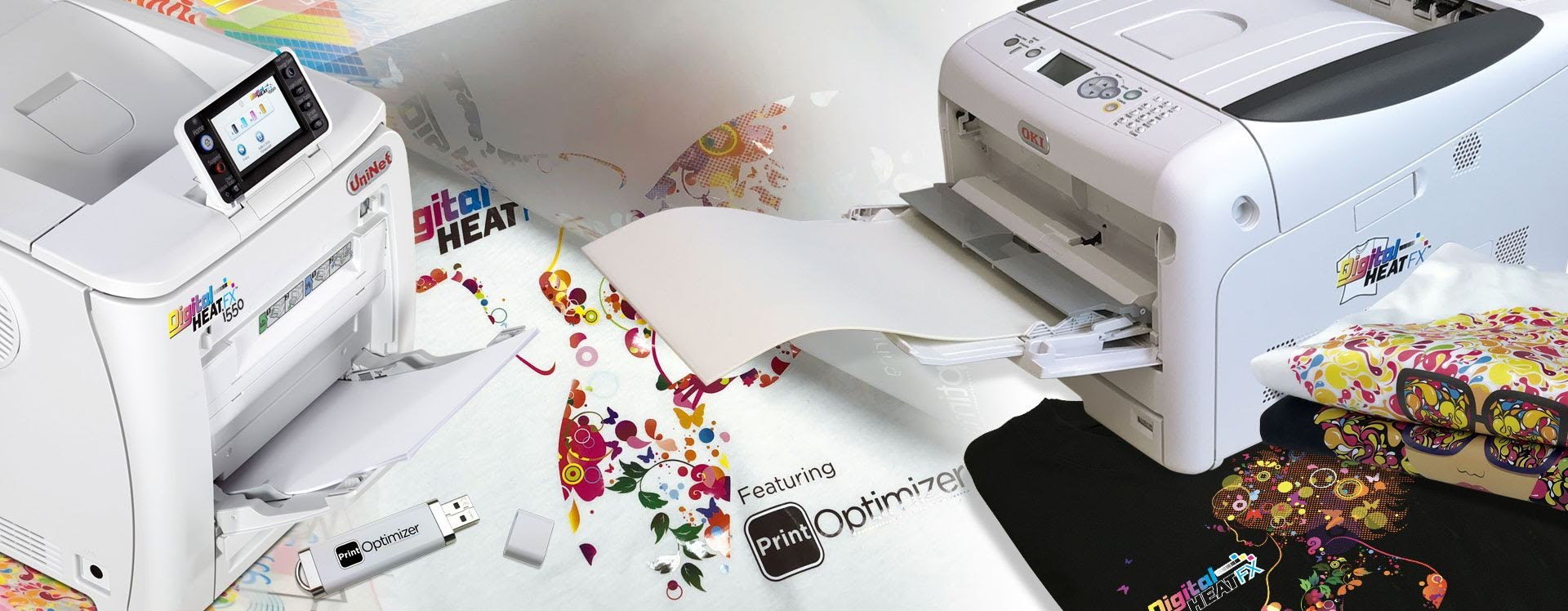 Digital HeatFX T-Shirt Transfer Printers and More